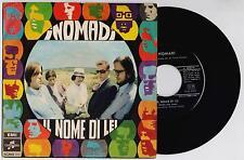 "I NOMADI - IL NOME DI LEI 45 giri 7"" EMI COLUMBIA SCMQ7112 1968 IT"