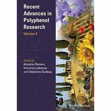 Recent Advances in Polyphenol Research: Volume 4, , New Book