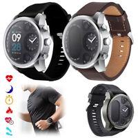 Männer Bluetooth Smartwatch Herzfrequenzmesser Activity Tracker für iOS Android