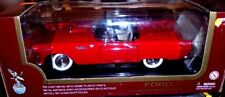 car 1/18 ROAD LEGENDS by YATMING 92068 FORD THUNDERBIRD 1955 RED NEW BOX