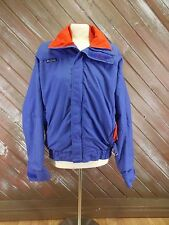 Columbia Sportswear Jacket Outdoors Men's Medium Red & Blue