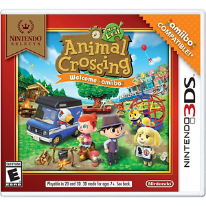 Animal Crossing New Leaf Video Games For Sale In Stock Ebay