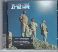 (ES125) The Soldiers, Letters Home - 2010 CD