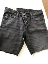 Abercrombie and Fitch men's shorts, black jeans