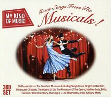 Various Artists - My Kind of Music: Great Songs from the Musicals! [New CD] UK -
