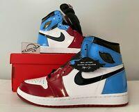 "Nike Air Jordan 1 Retro High OG ""Fearless"" UNC Chicago CK5666-100 Men Size 8-13"