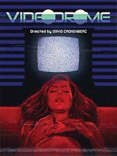 Videodrome - Blu-Ray - Uncut - Special Edition - David Cronenberg