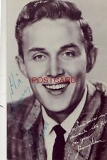 JIMMY DEAN signed Hi Nancy Jimmy Dean - Grin once in awhile, its good for you RP