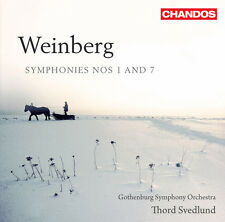 Thord Svedlund - Symphonies Nos 1 & 7 [New SACD]