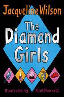 The Diamond Girls, Wilson, Jacqueline, Very Good Book