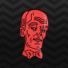 Twin Peaks The Giant Red Room Variant Soft Enamel Pin