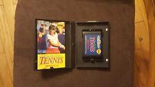 Jennifer Capriati Tennis (Sega Genesis, 1992) Complete!