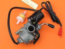 Carburetor for E-TON POLARIS JOG 50 CY50 CG50 Electronic Choke 2 Stroke Moped