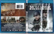 Battle of the Bulge Winter War Blu Ray 2020 Action Historical Drama Zane VG