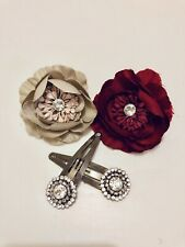 Set Of Hair clips - Weddings And Parties. Children And Adults