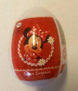 - Überraschungsei Plastik Disney Minnie Mouse, Spielzeug und Süßigkeiten (21g)