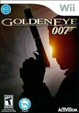 GoldenEye 007 (Nintendo Wii, 2010) NEW NEVER USED