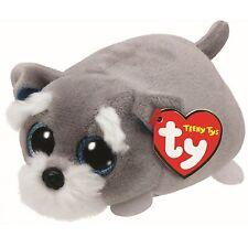 TY Beanie Babies 42164 Teeny TYS JACK IL CANE GRIGIO