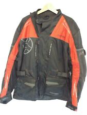 Extra Large Oxford Copenhagen Motorcycle Jacket With Back Protector