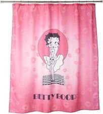 Betty Boop SHOWER CURTAIN COOL BREEZE  DESIGN