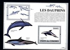 Comores 2009 dauphins bloc n° 158 neuf ** 1er choix