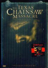 TEXAS CHAINSAW MASSACRE (Jessica Biel)+ Beginning (Jordana Brewster) NEW 2 DVD