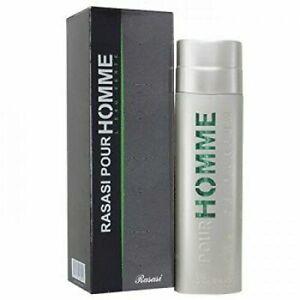 Rasasi Pour Homme Green EDP Perfume for Men 60 ml