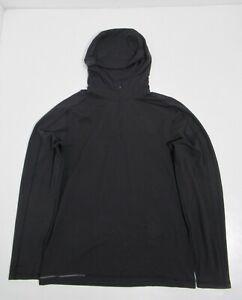 Lululemon Women's Surge Warm Hoodie Color Black Size M Stretch