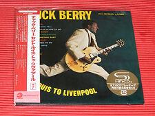 2017 JAPAN CHUCK BERRY St Louis To Liverpool with 7 BONUS TRACKS  MINI LP SHM CD