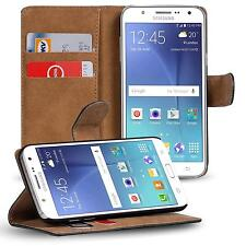 Klapptasche für Samsung Galaxy J5 Handy Hülle Case Flip Cover Wallet Schutz Etui