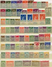 Kleine Sammlung Infla *  ( 39074 )
