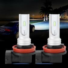 H11 H8 LED Fog Lights Conversion Bulbs Kit Premium 72W 4000LM 8000K Ice Blue