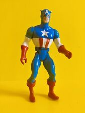 Vintage Action Figure - Marvel Secret Wars CAPTAIN AMERICA - Mattel 1984