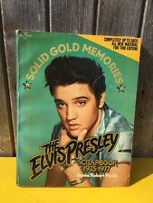 Elvis Solid Gold memories