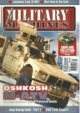 MILITARY MACHINES INTL DEC 10 GERMAN WW2 SOFTSKIN VEHICLES / SPANISH MIL LAND RO