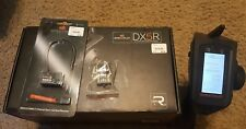 Spektrum DX5R 5CH DSMR Radio System with SR6000T receiver plus an sr210 reciever