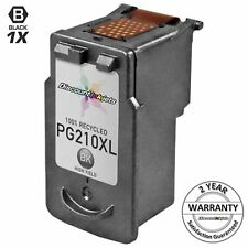 PG-210XL for Canon BLACK Ink Cartridge High Yield PIXMA iP2700 MX320 MX330 MX340