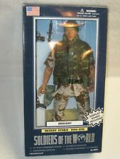 "GREEN BERET DESERT STORM SOLDIERS OF THE WORLD 12"" FIGURE 2000"