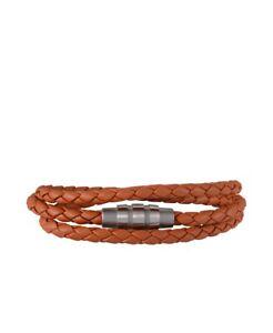 Porsche Design Bracelet Grooves Triple stainless steel,Orange 19 cm 21,5 cm*NEW*