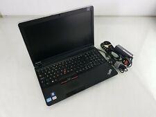 Lenovo Thinkpad E520 15.6 in Laptop i3-2310M 2.10 GHZ 8GB 500 GB HDD Win 10 Pro