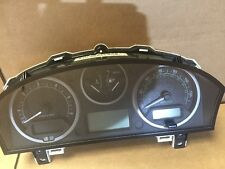 LAND ROVER DISCOVERY 3 RANGE ROVER SPORT CLOCKS INSTRUMENT CLUSTER YAC502440