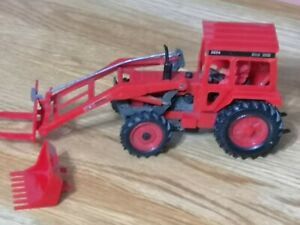 Britains Volvo 2654  Tractor and Front loader