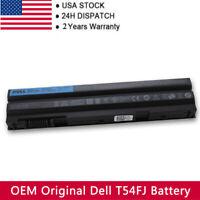 Genuine E6420 M5Y0X Battery for Dell Latitude E6520 E6530 T54FJ M5Y0X P3YX 60Wh