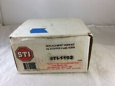 NEW STI-1102 REPLACEMENT RED HORN KIT ASSEMBLY FOR STOPPER II ALARM SYSTEM