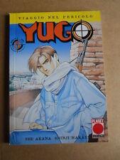 YUGO Viaggio Nel Pericolo - Shu Akana vol.5 Planet Manga   [G370P]