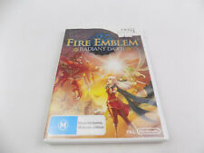 Mint Disc Nintendo Wii Fire Emblem: Radiant Dawn Wii U Compatible Free Postage