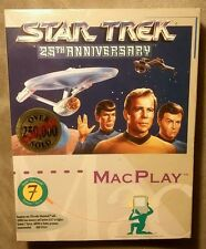 Star Trek: 25th Anniversary (Apple, 1993) Macplay