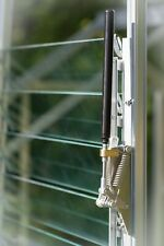 More details for greenhouse louvre vent opener automatic window ventilation