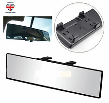26 Cm Wide Rear View interior mirror Universal Clip On Fitting Learner Driver