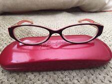 THALIA Eyeglasses 50 15 140, Pandora, Purple Wine Frames, Excellent!